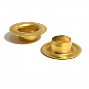 14MM BRASS EYELET CLEAN