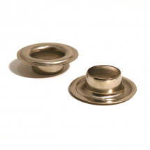 12MM DIN EYELET S/S STAINLESS STEEL
