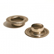 20MM DIN EYELET S/S STAINLESS STEEL
