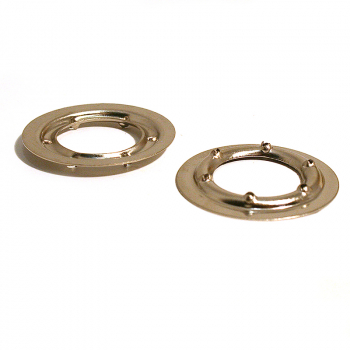 20MM DIN PIERCED WASHER S/S STAINLESS STEEL