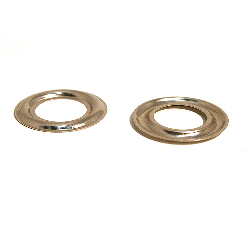 SPK PLAIN RING BRASS NICKEL PLATE