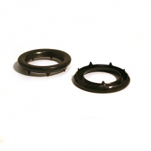 1 GROMMET WASHER BRASS OXY BLACK