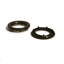 4 GROMMET WASHER BRASS OXY BLACK