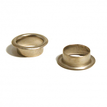 315/101 BRASS EYELET NICKEL PLATE