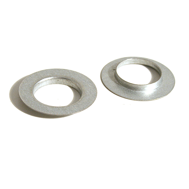16MM NECK WASHER STEEL ZINC ZINC PLATE