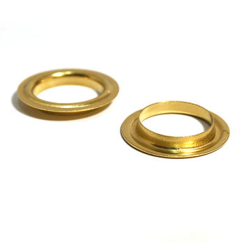 22 BRASS NECK WASHER CLEAN