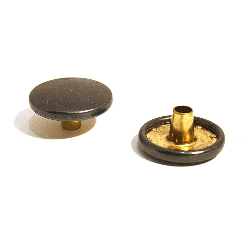 405XF LONG CAP BRASS OXY BLACK