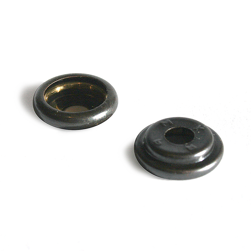 405X SOCKET BRASS 9.65MM OXY BLACK (BRASS SPRING)378267