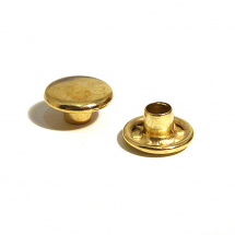 32 STEEL CAP BRASSED