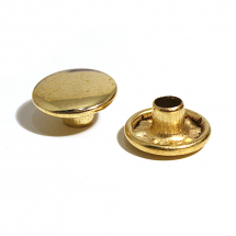34 STEEL CAP BRASSED