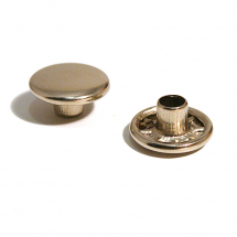 37 STEEL CAP NICKEL PLATE
