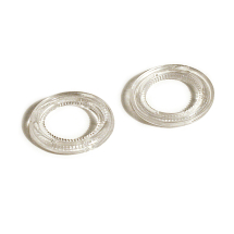 12MM PLASTGROM WASHER CLEAR