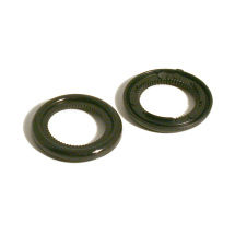 12MM PLASTGROM WASHER BLACK