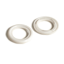 12MM PLASTGROM WASHER WHITE