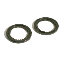 16MM PLASTGROMMET WASHER BLACK
