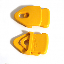 MINI HOLDON PLASTIC YELLOW