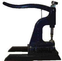 H901 HAND PRESS REAR OPERATION