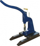 H901 HAND PRESS FRONT OPERATION